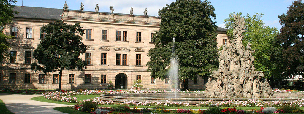 Erlangen Schloss (Image: FAU/Georg Pöhlein)