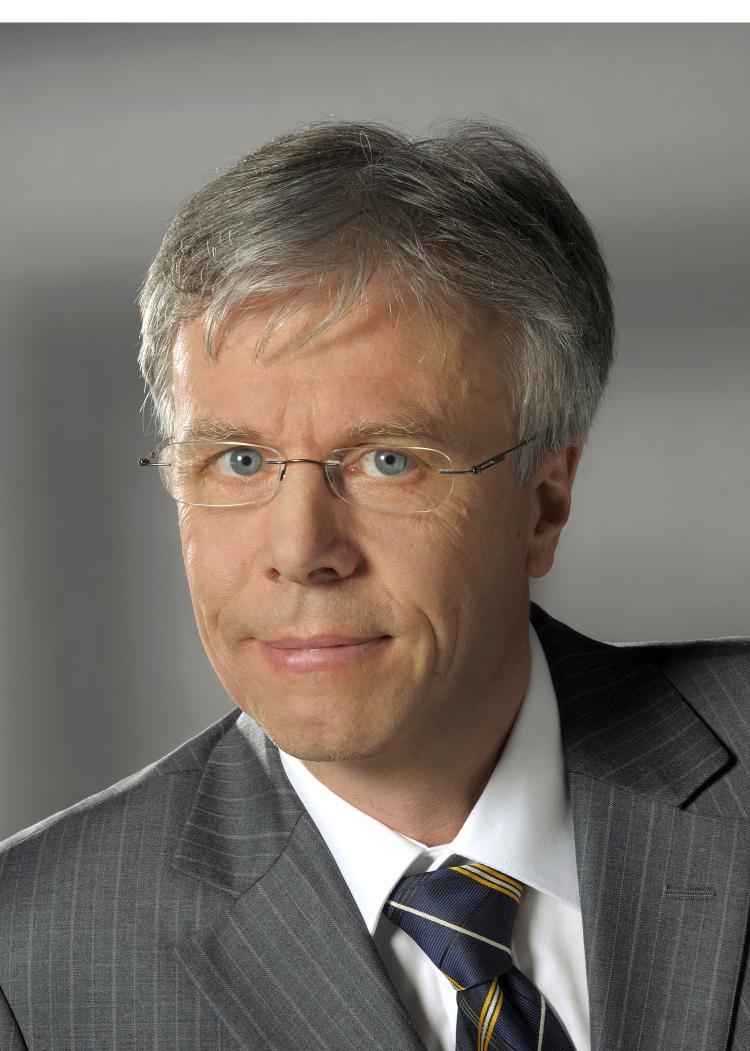 Prof. Wolfgang Peukert, 12 July 12 2018